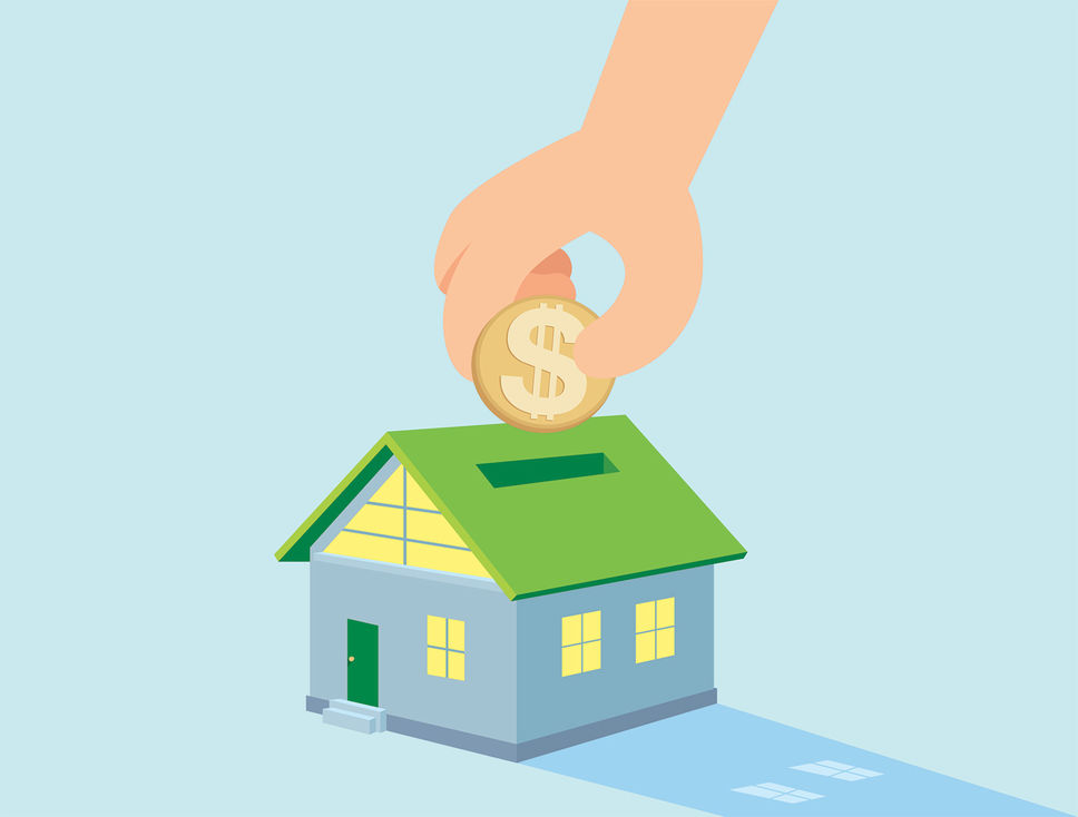 Des trucs pour amasser sa mise de fonds for Acheter maison sans mise de fond